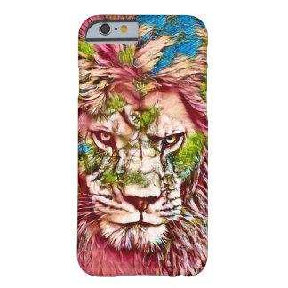 Lion Chimera Fantasy Wildlife Art iPhone 6/6s Case