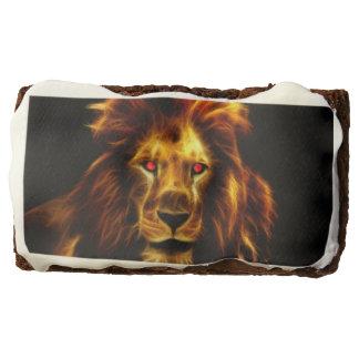 Lion Chocolate Brownie