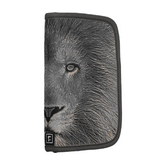 Lion Close Up Planners