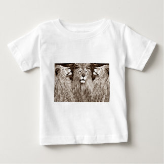 Lion,Courage,Power&Strength_ Baby T-Shirt
