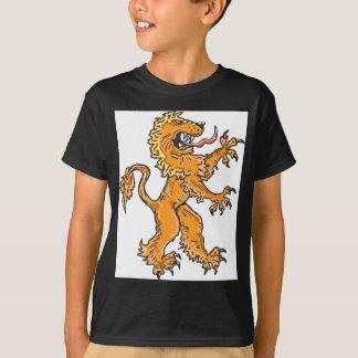 Lion Creature Sketch Vector T-Shirt