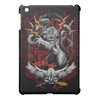 Lion Crest Case For The iPad Mini