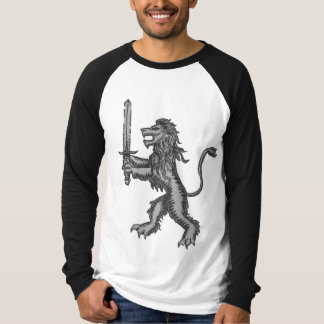 lion crest greys 01 T-Shirt