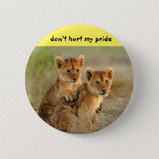 Lion Cub Button