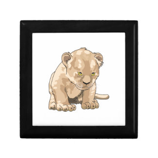 LION CUB JEWELRY BOXES