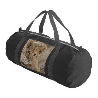 Lion Cub Gym Duffel Bag