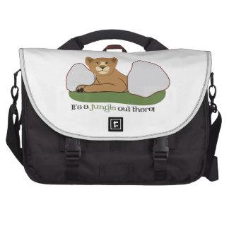 Lion Cub Jungle Bag For Laptop