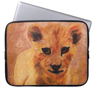 Lion Cub Laptop Sleeve