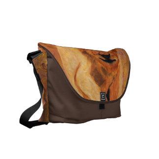Lion Cub Messenger Bag