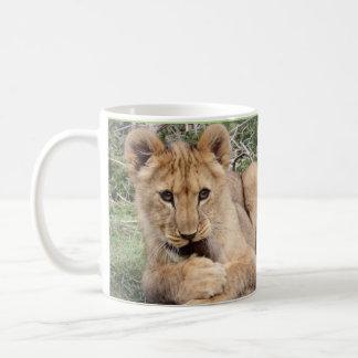 Lion cub mug