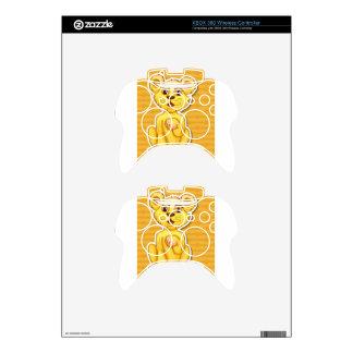 Lion cub xbox 360 controller skin