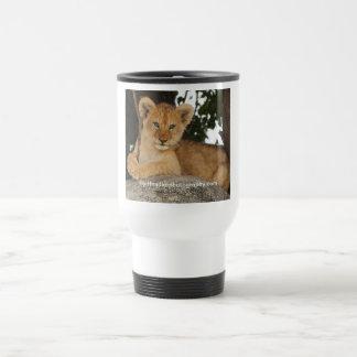 Lion Cub Travel Mug