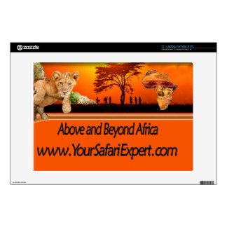 Lion Cub & Tribe under Tree Surface Pro 3 Laptop Skins