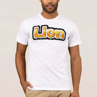 Lion (DAMAGED) T-Shirt