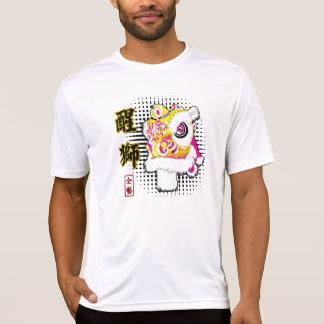 Lion Dance Fut Hok performance t-shirt