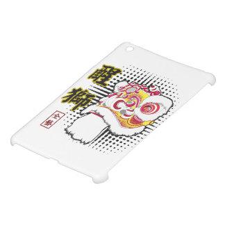 Lion Dance Fut San iPad mini case