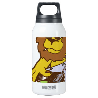 lion-dj.png insulated water bottle