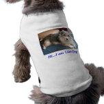 Lion Dog Doggie Tshirt