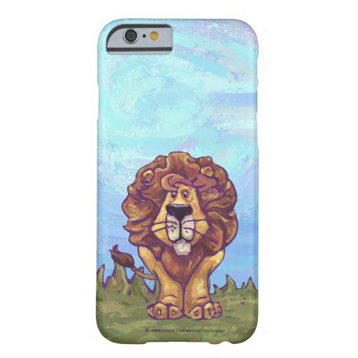 Lion Electronics Barely There iPhone 6 Case