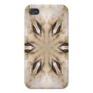 Lion Eyes - iPhone 4 Case