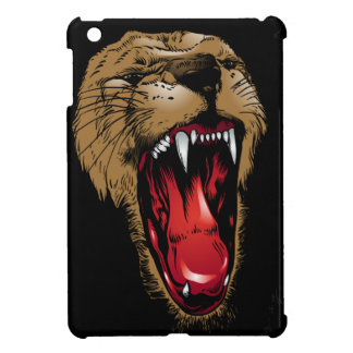 Lion Face iPad Mini Case