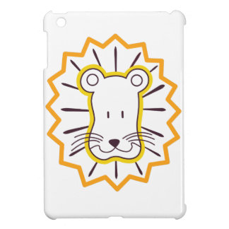 Lion Face iPad Mini Cover