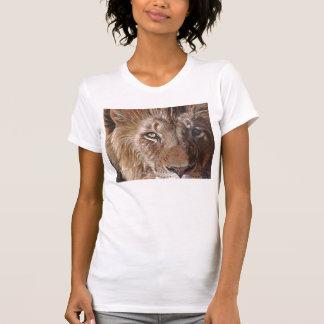 Lion Face T-shirt Tee