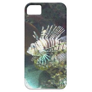 Lion Fish iPhone 5 Cases