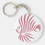 Lion Fish Keychains
