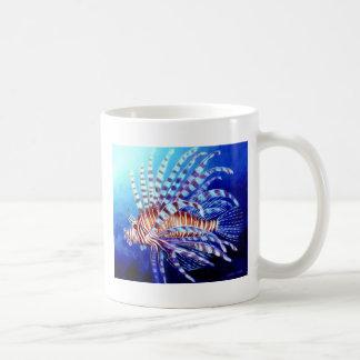 Lion Fish Of Borneo Coffee Mug