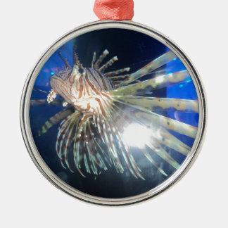 Lion fish ornament