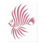 Lion Fish Postcard