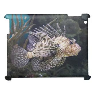 Lion Fish Pterois iPad Cover