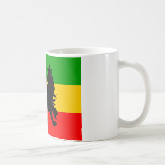 Lion Flag Coffee Mug