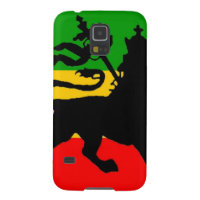 Lion Flag Galaxy S5 Case