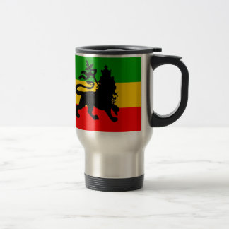 Lion Flag Travel Mug