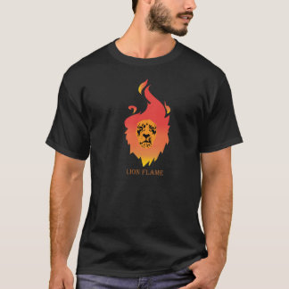 Lion Flame T-shirt