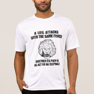 Lion Force Tees