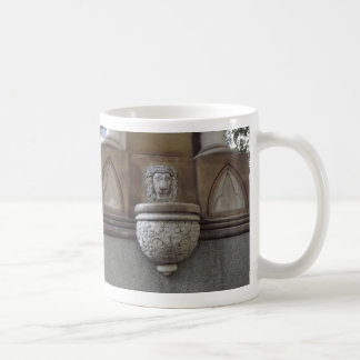 LION FOUNTAIN MUG