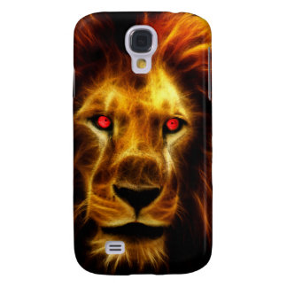 Lion Galaxy S4 Cover