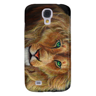Lion! Galaxy S4 Cover