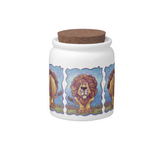 Lion Gifts & Accessories Candy Jars