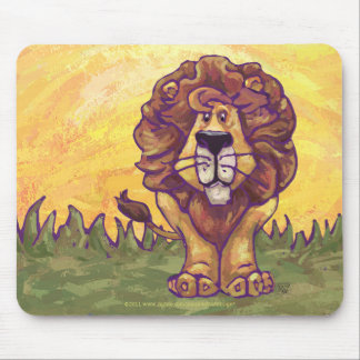 Lion Gifts & Accessories Mouse Pad