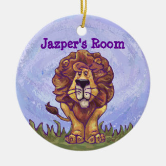 Lion Gifts & Accessories Christmas Ornaments