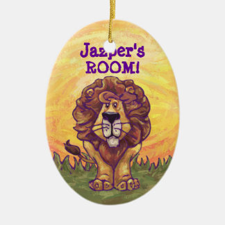 Lion Gifts & Accessories Christmas Tree Ornament