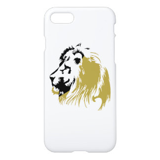 LION GOLD KING iPhone 7 CASE