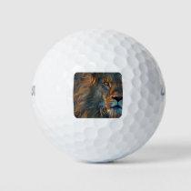 Lion Golf Balls