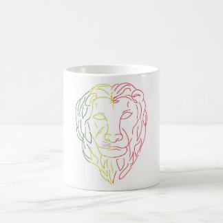 Lion Graphic naomis_collection Classic White Coffee Mug