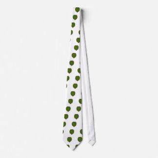 Lion Grass Red & Green Neck Tie