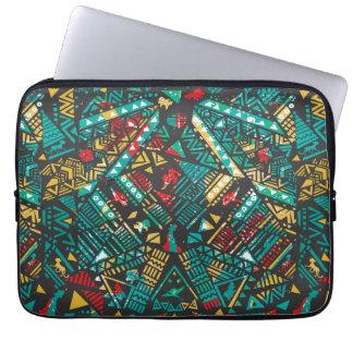 Lion Guard | African Pattern Laptop Sleeve